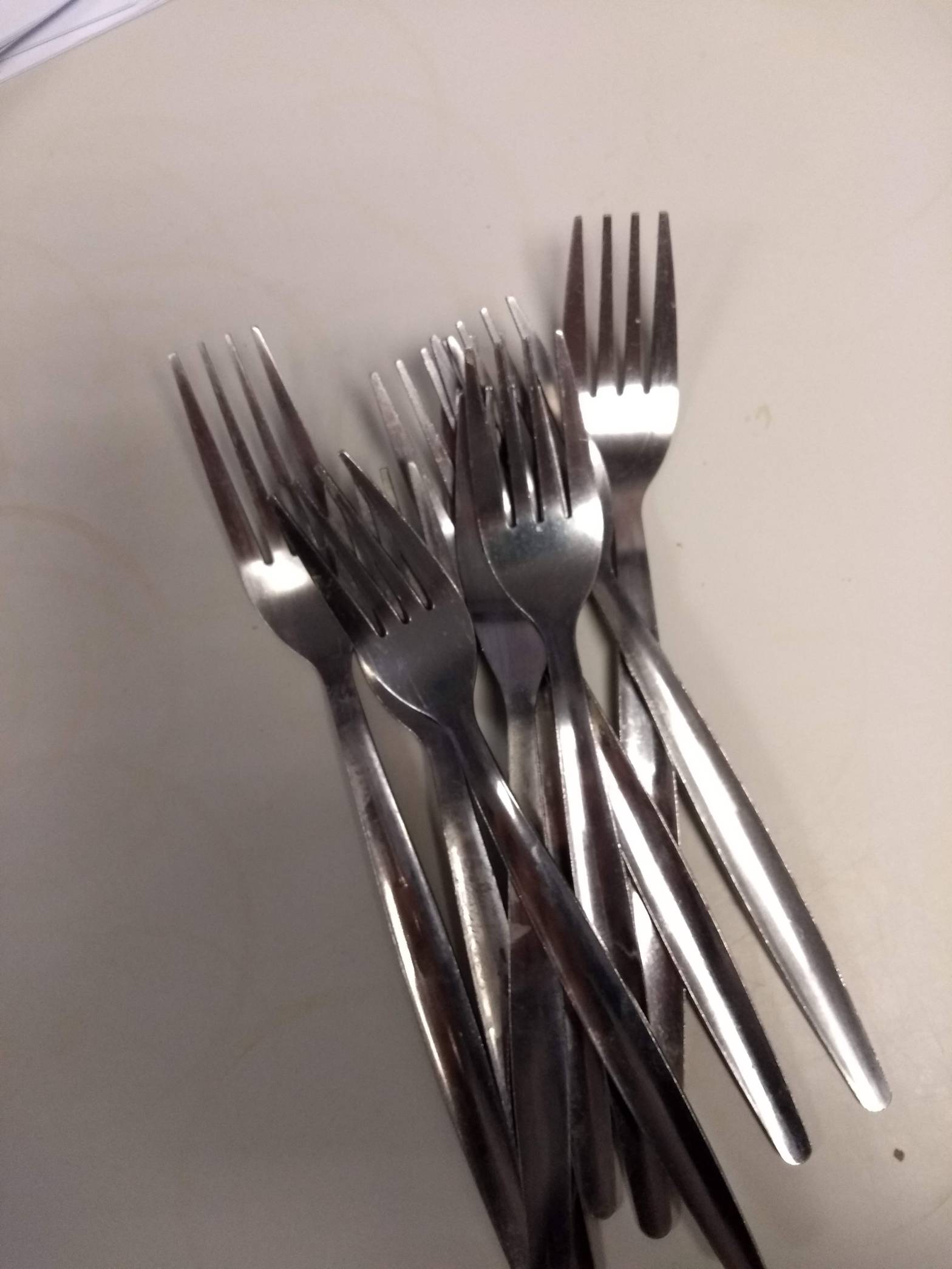 Pile of Forks